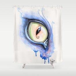 Cat Eye I Shower Curtain