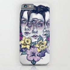 Portrait Grey Slim Case iPhone 6s
