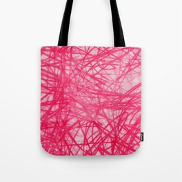 Ophelia Pink Tote Bag