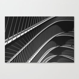 L'umbracle Canvas Print