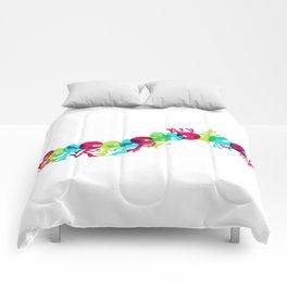 ninja moves Comforters