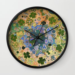 MAGICAL MINIATURES VIII Wall Clock