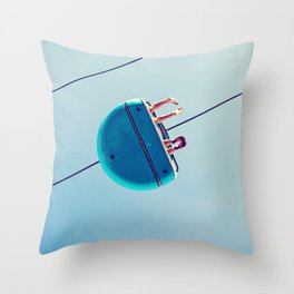 Days Like This Throw Pillow