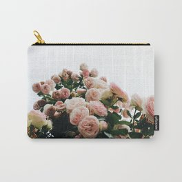 Climbing Roses at International Rose Test Garden Carry-All Pouch