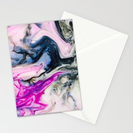 Pink lady Stationery Cards