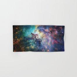 Lagoon Nebula / Second Version Hand & Bath Towel