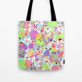 Rad Retro Party Tote Bag