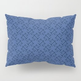 Scales of Justice design for Lawyers, Judges, and Law Enforcement Pillow Sham