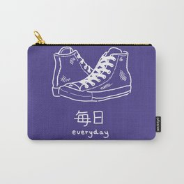 High-Tops (mainichi) Carry-All Pouch