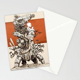Iron Pentahunter O-005 Stationery Cards