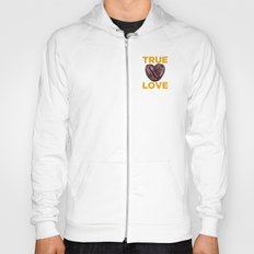 Coffee is Love - Orange Hoody