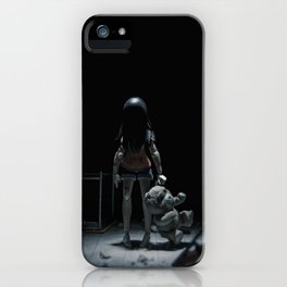 My horror story iPhone Case
