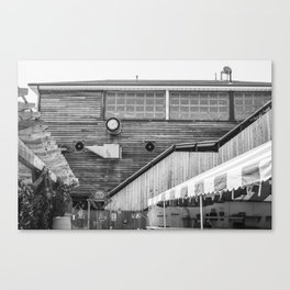 Red Hook Rustic Canvas Print