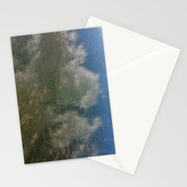 Sky and Sea Stationery Cards