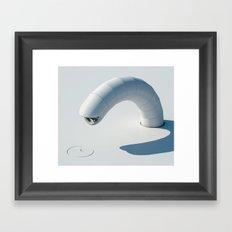 Malum Framed Art Print
