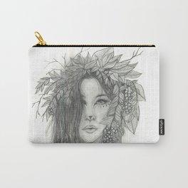 Brigid, Celtic Triple Goddess Carry-All Pouch