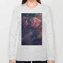 Nebula and Stars Long Sleeve T-shirt