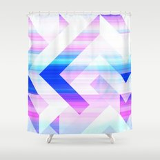 Cosmic Overtones Shower Curtain