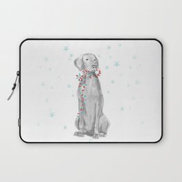 CHRISTMAS IS ALL AROUND YOU Laptop Sleeve