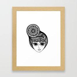 Tendrils #5 Framed Art Print