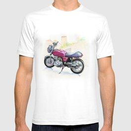 Rosso Honda (Motocicletalia) T-shirt