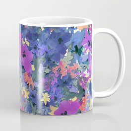 French Red Violet Coffee Mug
