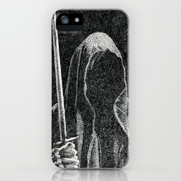 """""""The Fallen King"""" iPhone Case"""