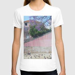 Paint me pink T-shirt