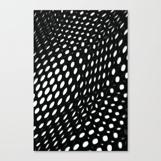 perforation Canvas Print