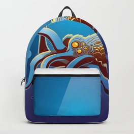 Monster Octopus Backpack