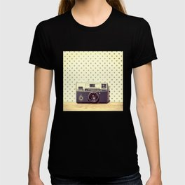 Vintage Camera Love: Kodak Instamatic! T-shirt