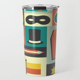The Amazing Adventures of Kavalier and Clay Travel Mug