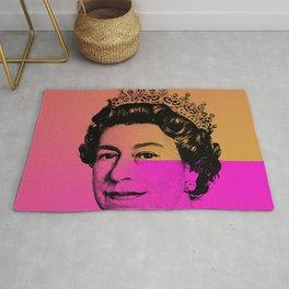 Queen Elizabeth II Rug
