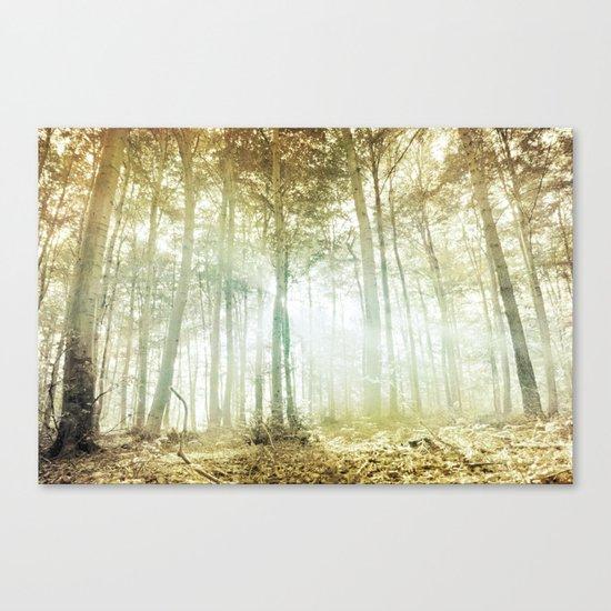 Lothlórien Canvas Print