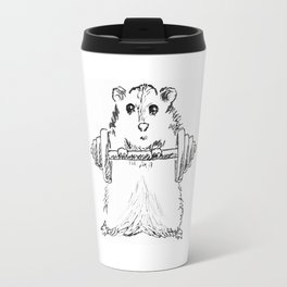 Hamster Workout Travel Mug
