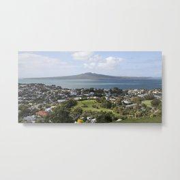 Rangitoto Island Auckland Metal Print