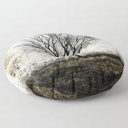 One Fog Tree Warm Floor Pillow