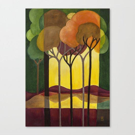 DoroT No. 0001 Canvas Print