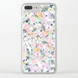 Harper Clear iPhone Case