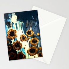 Blooming by the Glacier Stationery Cards