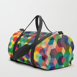 Hexagonzo Duffle Bag