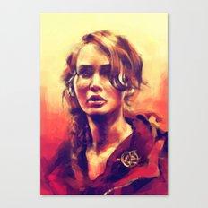 Abraham's Daughter Canvas Print