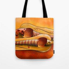 Efheros V1 - squashguitar Tote Bag