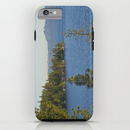 Trees + Tahoe III iPhone Case