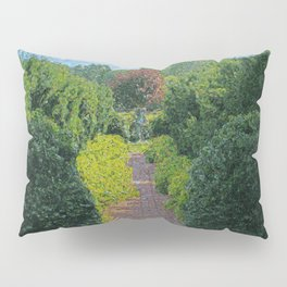 Lost Garden Pillow Sham