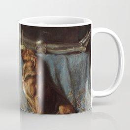 Requiescat by Briton Riviere Coffee Mug