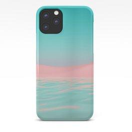 Pink Beach iPhone Case