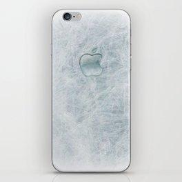 FROZEN APPLE iPhone Skin