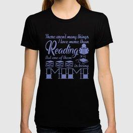 Reading Mimi T-shirt