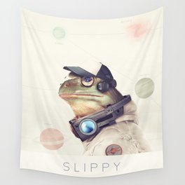 Star Team - Slippy Wall Tapestry